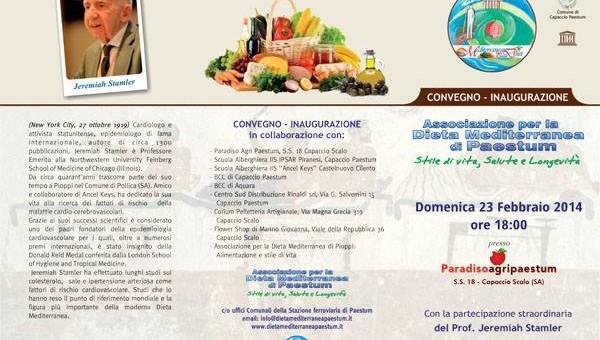 Associazione sulla Dieta Mediterranea