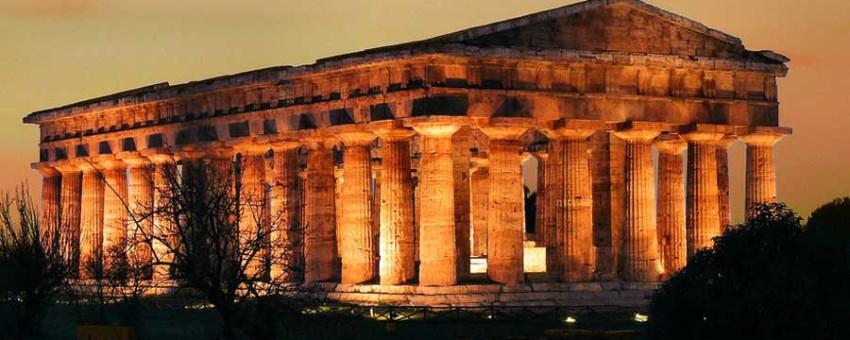 In viaggio verso Paestum