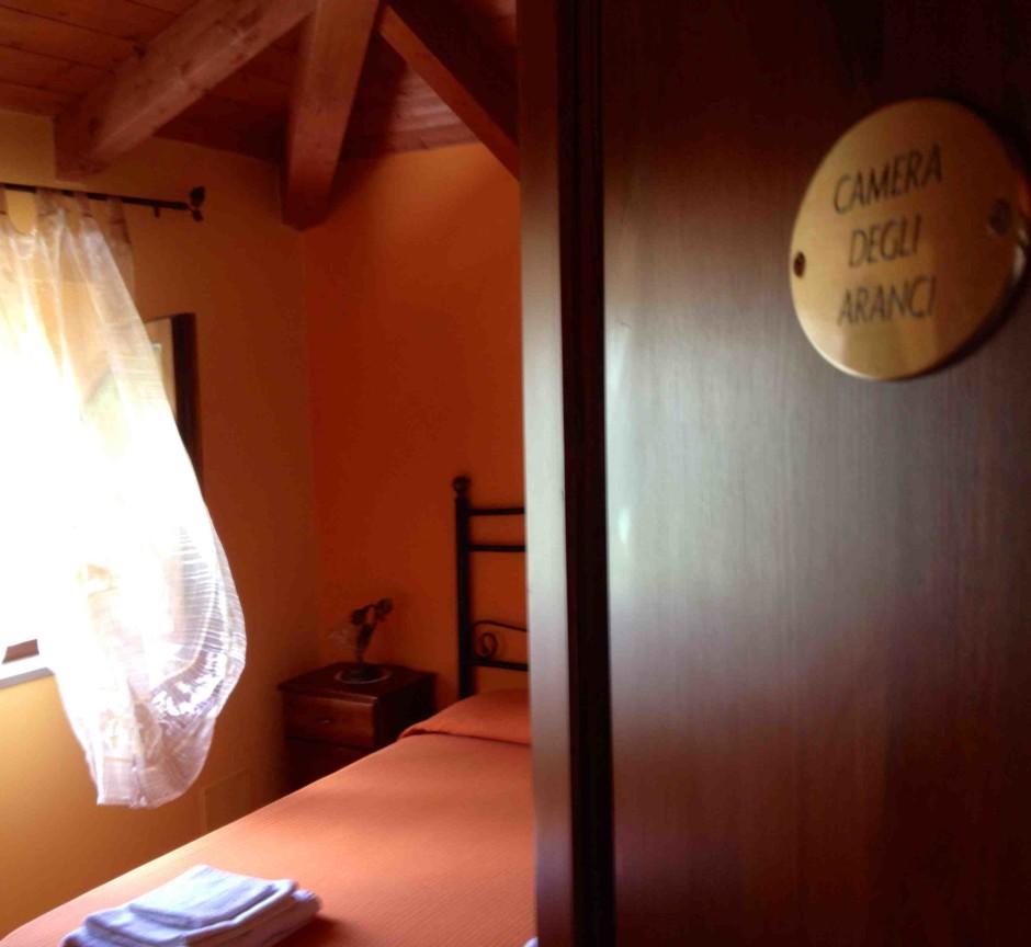 Orange Trees Room