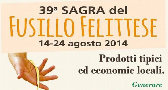 Villa Nigro – Sagra del fusillo felittese a Felitto 2014