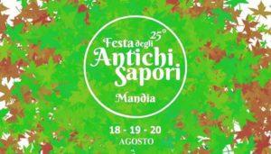25° Festa degli Antichi Sapori 2018 - Mandia di Ascea
