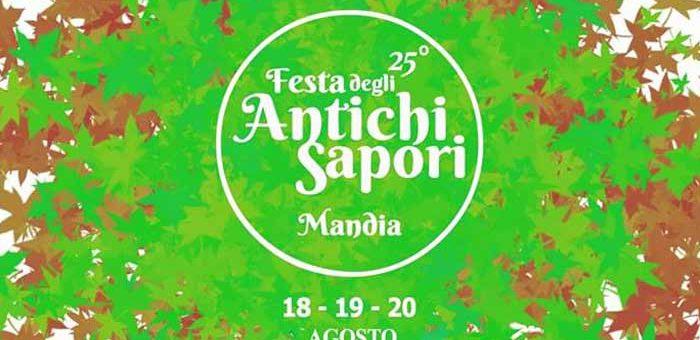 25° Festa degli Antichi Sapori 2018 – Mandia di Ascea