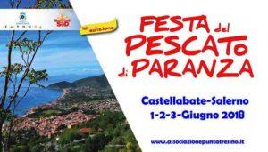 10° Festa del Pescato di Paranza 2018 - Castellabate