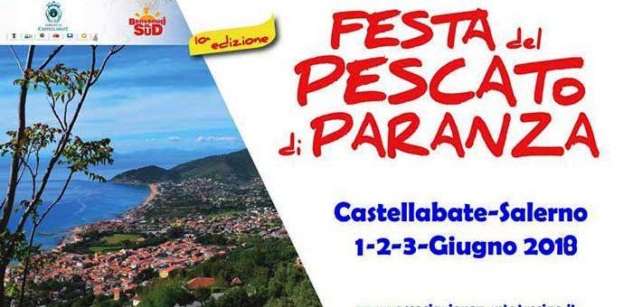 10° Festa del Pescato di Paranza 2018 – Castellabate