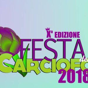 Festa del Carciofo IGP di Paestum 2018